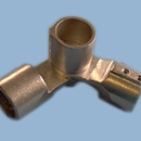 Adjustable Side Outlet Elbow Slip-On Pipe Fitting