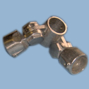 Adjustable Side Outlet Elbow or Tee Slip-On Pipe Fitting