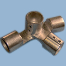 Adjustable Side Outlet Tee Slip-On Pipe Fitting