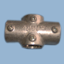 Cross Fixed Angle Slip-On Fitting
